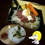 肉~( ☆∀☆)