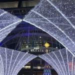 博多駅  光の街 点灯式✨